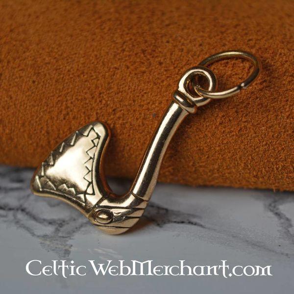 Celtic axe pendant Eisfeld