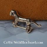 Peroné Celtic caballo