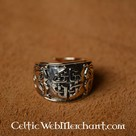 Anello nodo celtico, piccolo