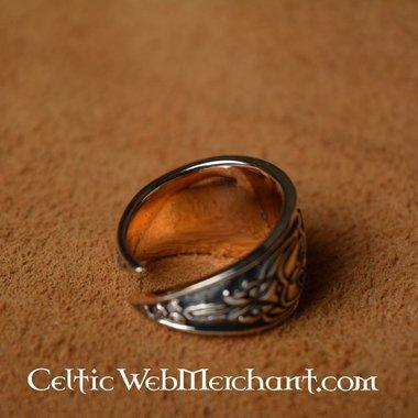 Bague Noeud celtique, taille S