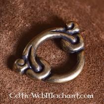Birka ring for seax scabbard