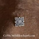 Bouton décoratif de ceinture, Viking, Birka
