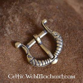 Viking spænde stiliserede fugle