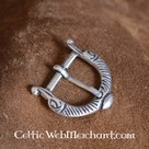 Viking buckle long-beaked birds