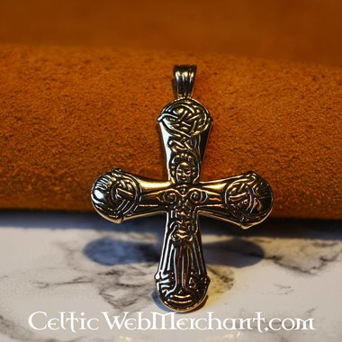 11th century Viking cross pendant