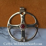Amuleto ruota celtica