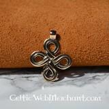 Viking knot pendant