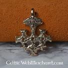 Hiddensee pendente in bronzo