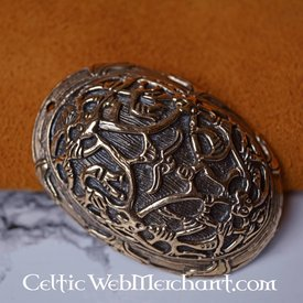 Turtle brooch Dödevi