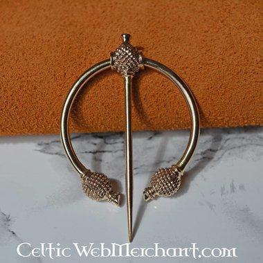 Fibule Thistle, en bronze
