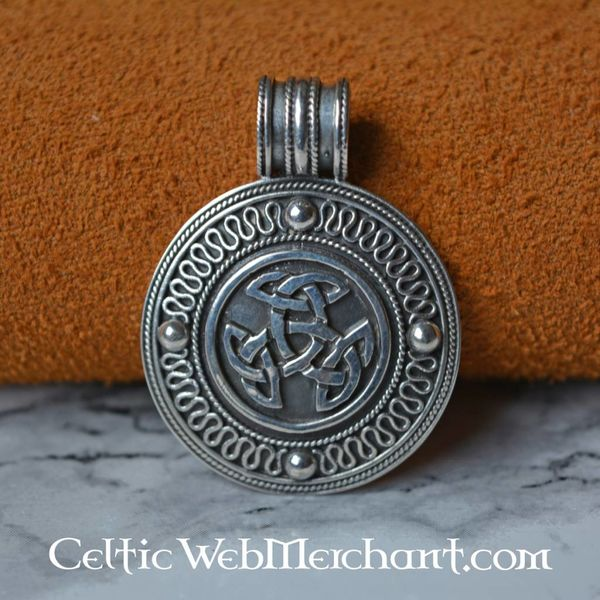 Pendentif Trinité celtique
