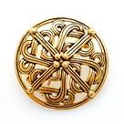 10th century Viking brooch