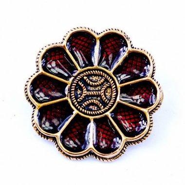 Alemanic rosete fibula