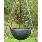 Grote vroeg-middeleeuwse ketel 9 liter
