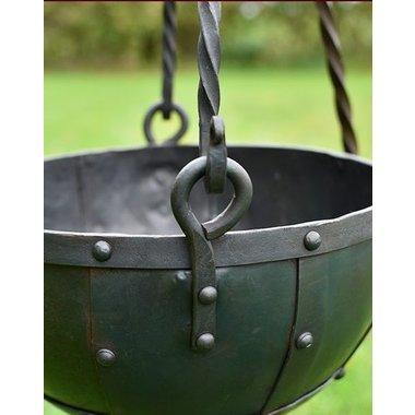 Grande début chaudière médiévale 9 litres