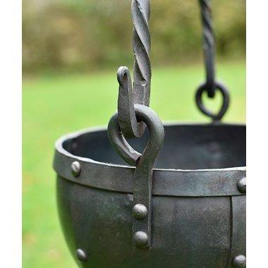 Medieval litros 3,5 caldero Temprana