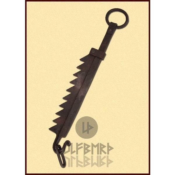 Ulfberth Medieval S-hook 90 cm