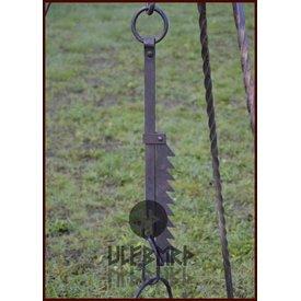 Ulfberth Średniowieczne S hak 90 cm