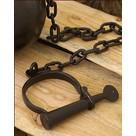 Historical foot cuffs