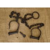 Legcuffs avec la chaîne