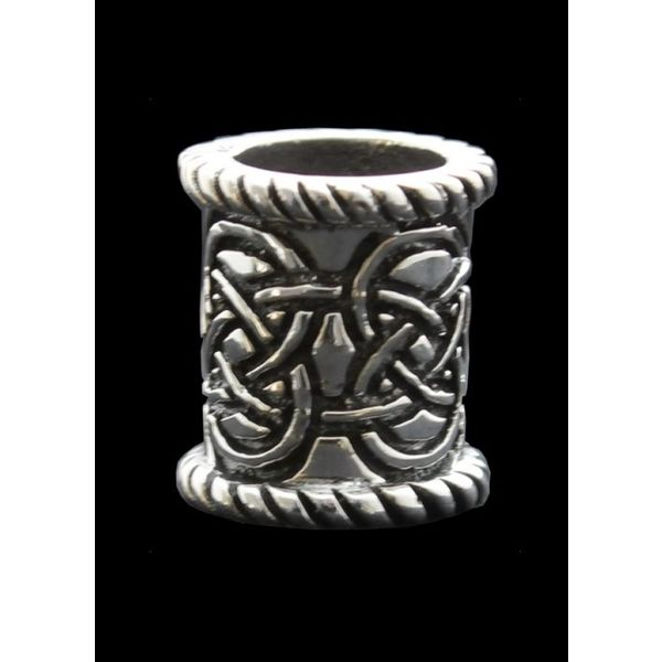 Beardbead Celtic de plata
