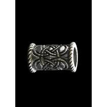 Lungo celtica d'argento beardbead
