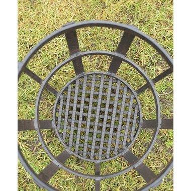 Ferrage panier de Feu, env. 45 cm de haut