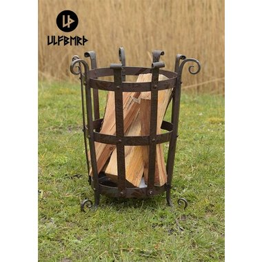 Hand-forged Fire-basket