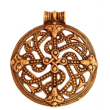 Mammen Viking pendant bronze