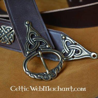 Ceinture Viking luxe de style Borre