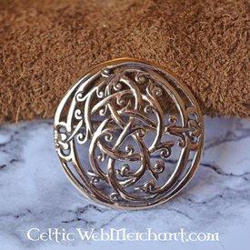 Bronze Urnesstyle Vikingbrooch