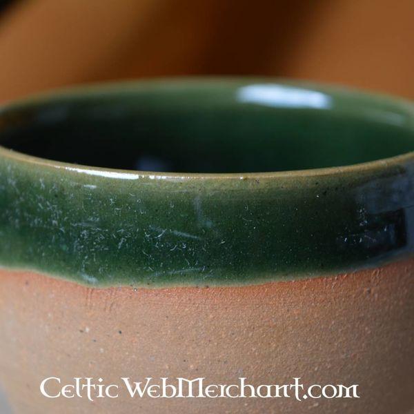 Middeleeuwse kelk (greenware)
