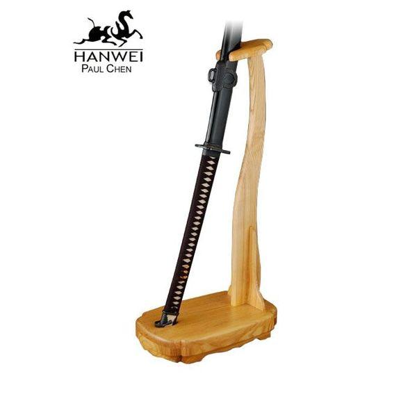 Hanwei Oak wooden stand for Odachi