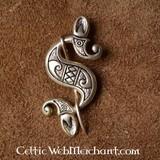 Keltisch-Romeinse zeepaardfibula