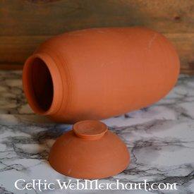 Scroll cylinder