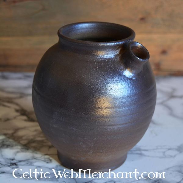 Early Medieval pouring jug