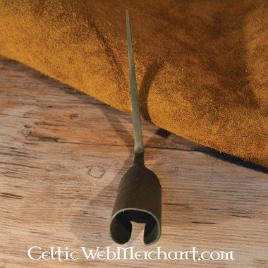 Middeleeuwse kandelaar (gebogen)