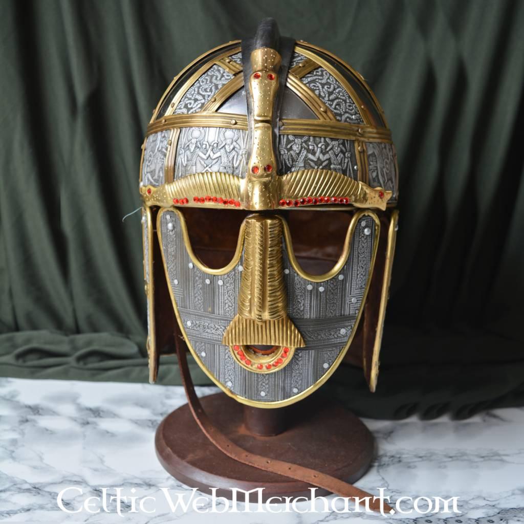 Sutton hoo helmet for The sutton