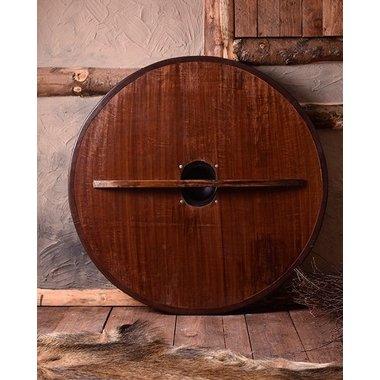 Estilo urna de madera vikingo Niño
