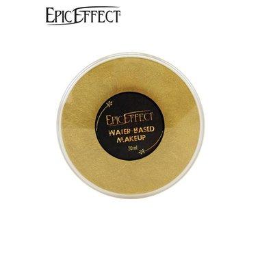 Efecto Eppic maquillaje del oro
