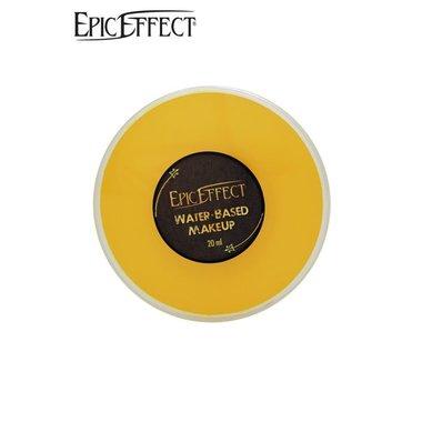 Epopeya Efecto LARP Maquillaje - Amarillo, a base de agua