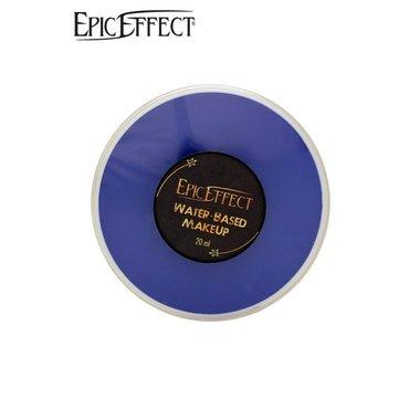 Epic Effect LARP Make-Up - Royal Blue, water-based