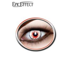 Epic Armoury Farvede Kontaktlinser Blodskudte, LARP Tilbehør