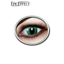 Epic Armoury Anaconda color, verde / negro, lentes de contacto, accesorios LARP