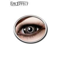 Epic Armoury Big-eye coloré, lentilles de contact noire, LARP accessoire