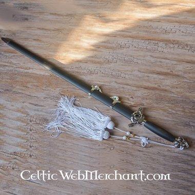 White Tai Chi sword