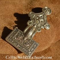 Sand colored Viking tunic