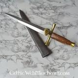 Daga con guarda en forma de concha (1500-1600)
