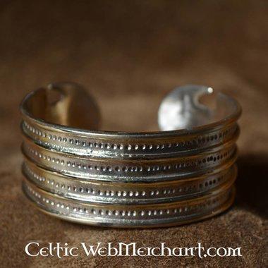 Pulsera Celta Irlanda, plata