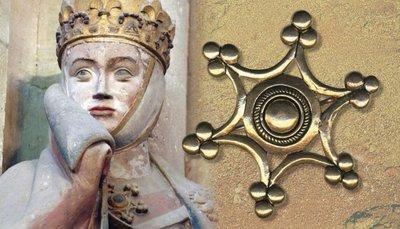 Middelalderlige ring brocher